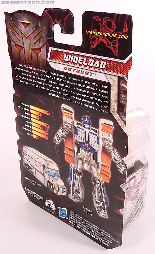 Transformers Revenge of the Fallen Wideload (Image #4 of 96)