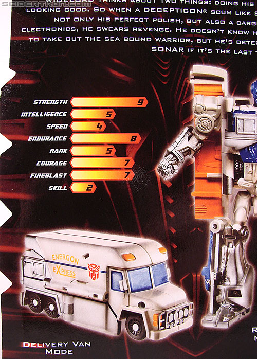 Transformers Revenge of the Fallen Wideload (Image #7 of 96)