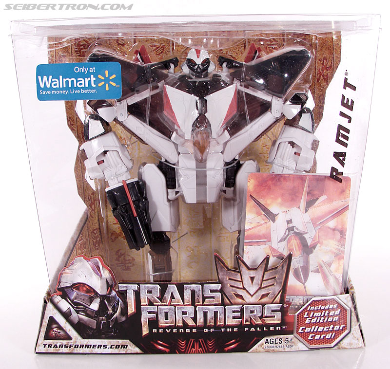 Transformers Revenge of the Fallen Ramjet (Image #1 of 106)