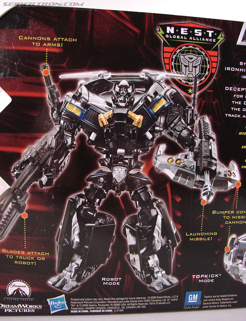 Transformers Revenge of the Fallen Recon Ironhide (Image #12 of 163)