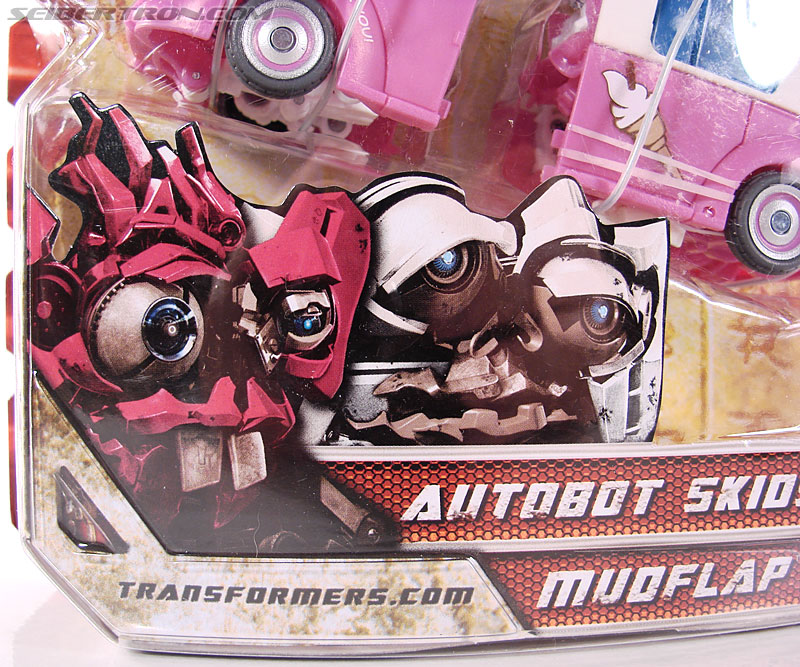 Transformers Revenge of the Fallen Skids (Ice Cream Truck) (Image #3 of 96)