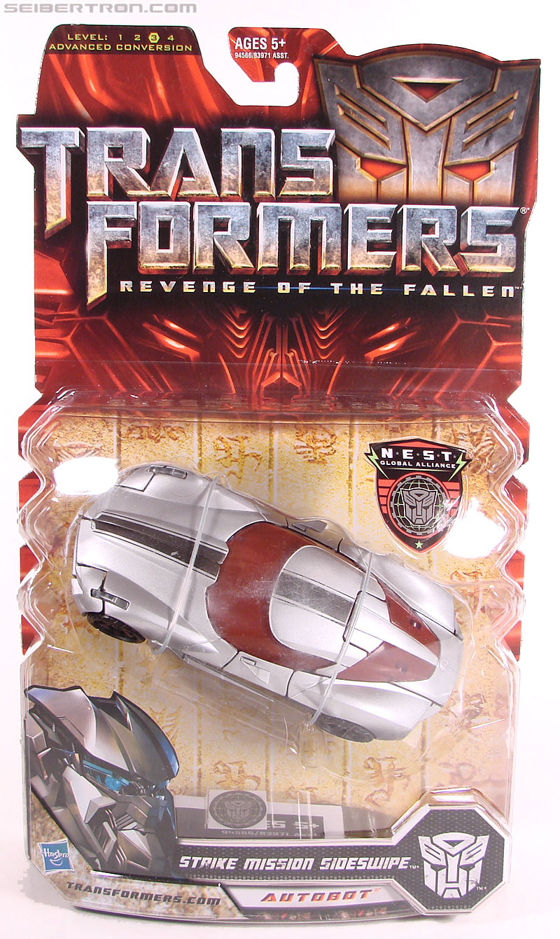 Transformers Revenge of the Fallen Strike Mission Sideswipe (Image #1 of 111)