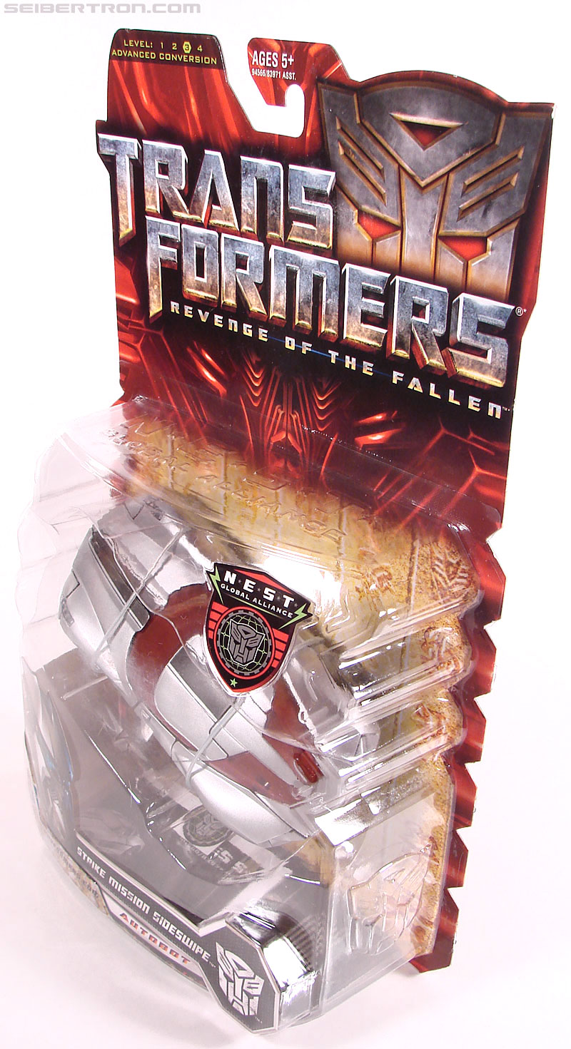 Transformers Revenge of the Fallen Strike Mission Sideswipe (Image #14 of 111)