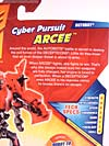 Transformers Revenge of the Fallen Cyber Pursuit Arcee - Image #9 of 101