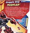 Transformers Revenge of the Fallen Grapple Grip Mudflap - Image #7 of 81