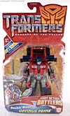 Transformers Revenge of the Fallen Double Blade Optimus Prime - Image #1 of 94