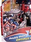 Transformers Revenge of the Fallen Double Blade Optimus Prime - Image #3 of 94