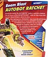Transformers Revenge of the Fallen Beam Blast Ratchet - Image #8 of 90