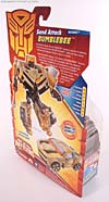 Transformers Revenge of the Fallen Sand Attack Bumblebee - Image #7 of 74
