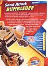 Transformers Revenge of the Fallen Sand Attack Bumblebee - Image #9 of 74