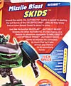 Transformers Revenge of the Fallen Missile Blast Skids - Image #8 of 75