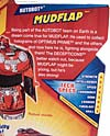 Transformers Revenge of the Fallen Mudflap - Image #5 of 49