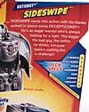 Transformers Revenge of the Fallen Sideswipe - Image #6 of 51