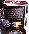 Transformers Revenge of the Fallen Jetfire - Image #9 of 125