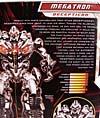 Transformers Revenge of the Fallen Megatron - Image #12 of 182