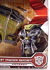 Transformers Revenge of the Fallen Desert Tracker Ratchet - Image #2 of 97