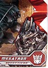 Transformers Revenge of the Fallen Megatron - Image #2 of 105