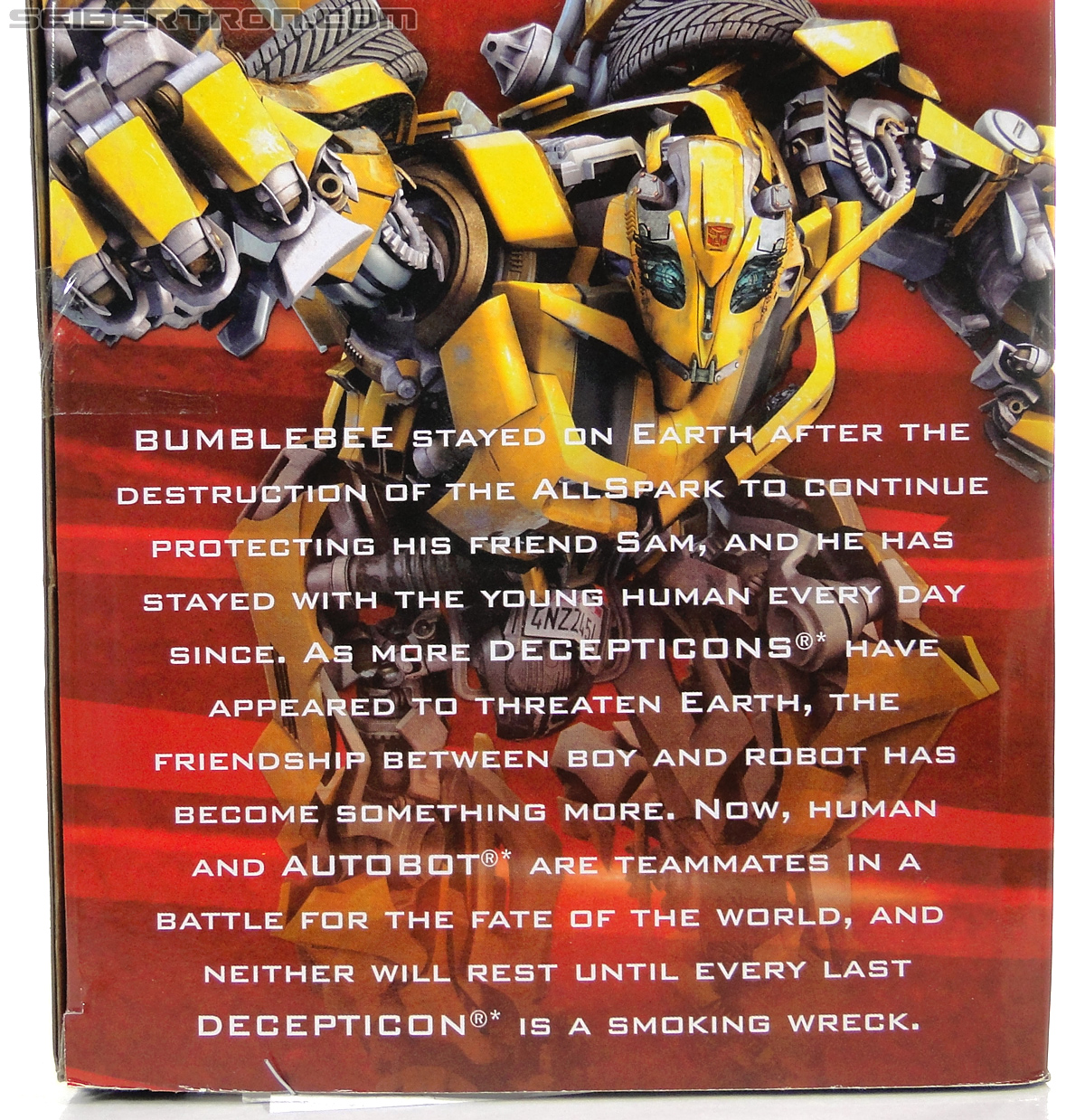 Transformers Revenge of the Fallen Ultimate Bumblebee Battle Charged (Image #11 of 149)