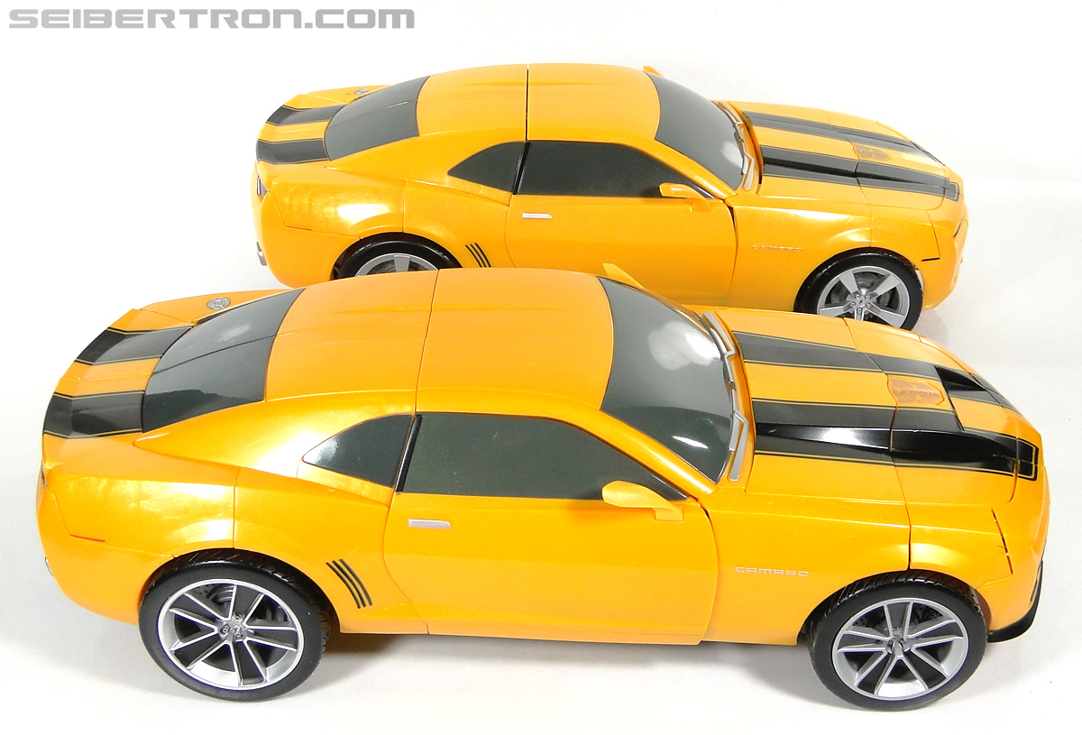 transformers ultimate bumblebee instructions
