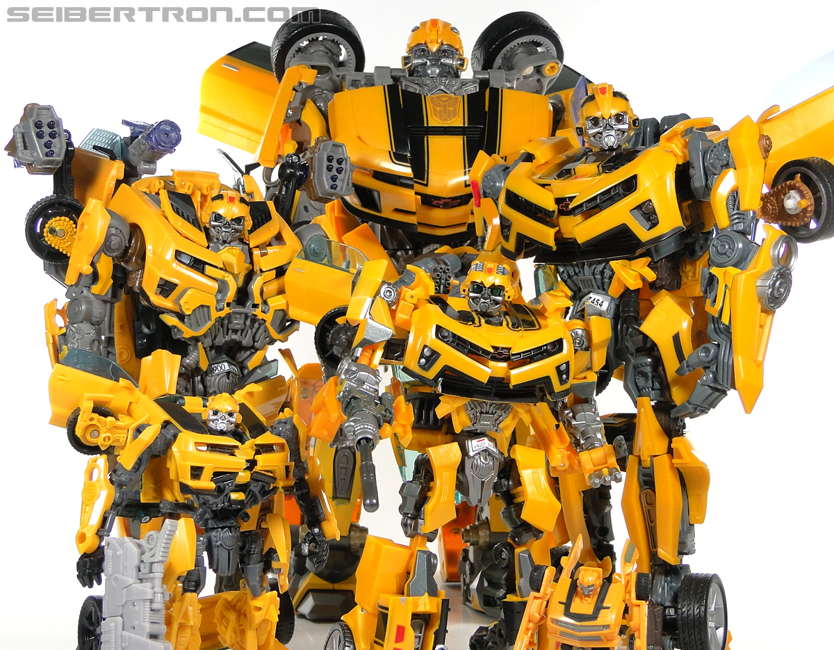 Transformers Revenge of the Fallen Ultimate Bumblebee Battle Charged (Image #148 of 149)
