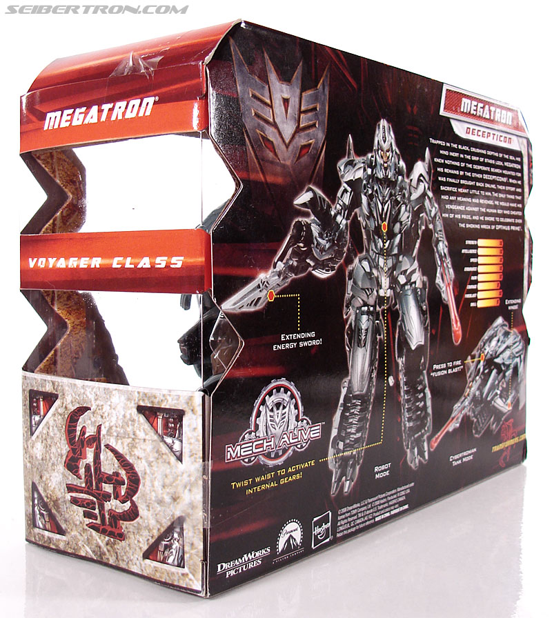 Transformers Revenge of the Fallen Megatron (Image #10 of 105)