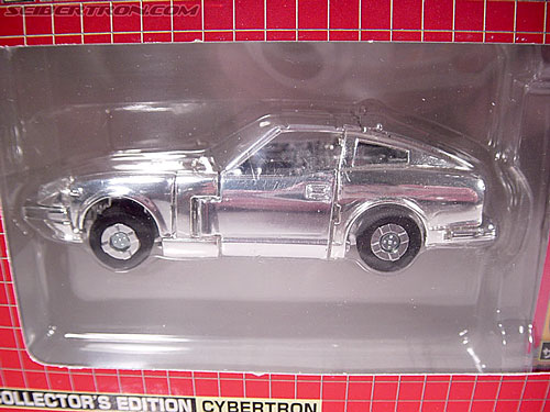 "Transformers e-Hobby Exclusives Silver Bluestreak (""Campaign Car"" version) (Image #5 of 48)"