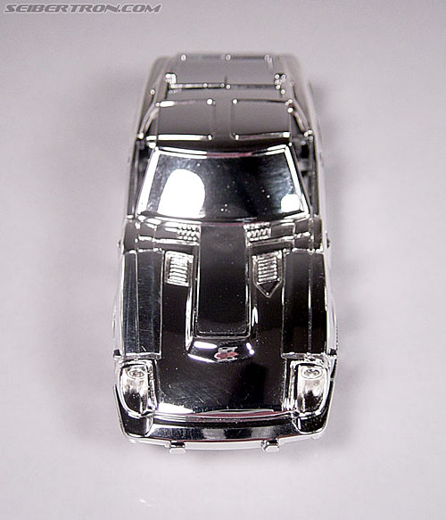 "Transformers e-Hobby Exclusives Silver Bluestreak (""Campaign Car"" version) (Image #7 of 48)"