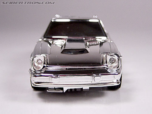 "Transformers e-Hobby Exclusives Silver Bluestreak (""Campaign Car"" version) (Image #8 of 48)"