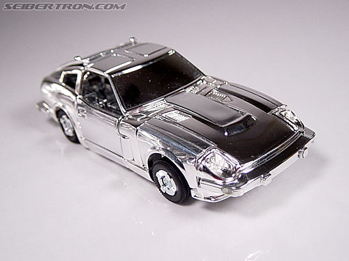 "Transformers e-Hobby Exclusives Silver Bluestreak (""Campaign Car"" version) (Image #9 of 48)"