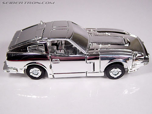 "Transformers e-Hobby Exclusives Silver Bluestreak (""Campaign Car"" version) (Image #10 of 48)"