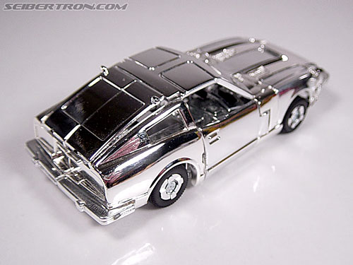 """Transformers e-Hobby Exclusives Silver Bluestreak (""""Campaign Car"""" version) (Image #11 of 48)"""