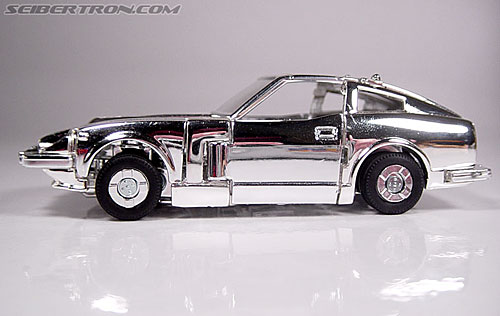 "Transformers e-Hobby Exclusives Silver Bluestreak (""Campaign Car"" version) (Image #15 of 48)"