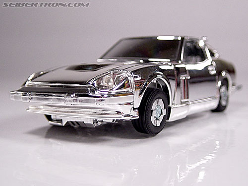 "Transformers e-Hobby Exclusives Silver Bluestreak (""Campaign Car"" version) (Image #16 of 48)"