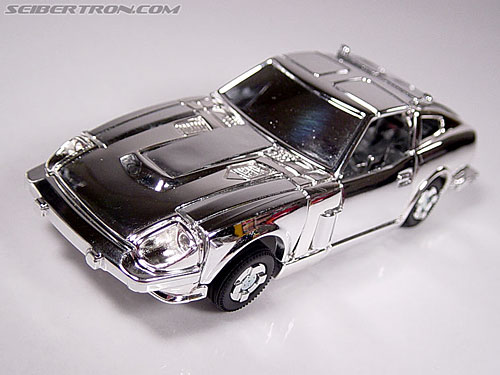"Transformers e-Hobby Exclusives Silver Bluestreak (""Campaign Car"" version) (Image #17 of 48)"