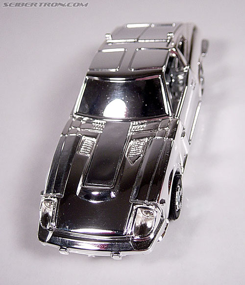 "Transformers e-Hobby Exclusives Silver Bluestreak (""Campaign Car"" version) (Image #18 of 48)"