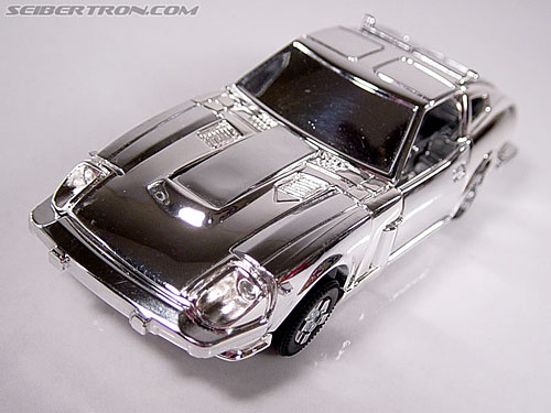 "Transformers e-Hobby Exclusives Silver Bluestreak (""Campaign Car"" version) (Image #19 of 48)"