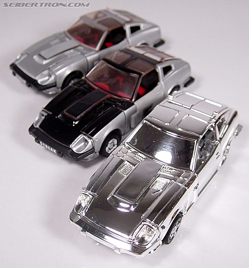 "Transformers e-Hobby Exclusives Silver Bluestreak (""Campaign Car"" version) (Image #23 of 48)"
