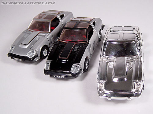 "Transformers e-Hobby Exclusives Silver Bluestreak (""Campaign Car"" version) (Image #24 of 48)"