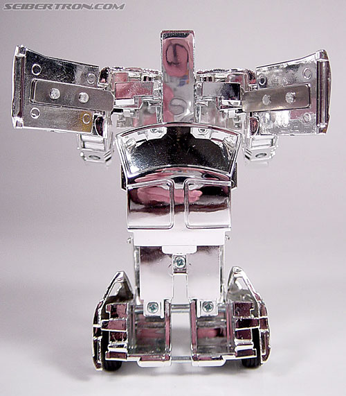 """Transformers e-Hobby Exclusives Silver Bluestreak (""""Campaign Car"""" version) (Image #31 of 48)"""