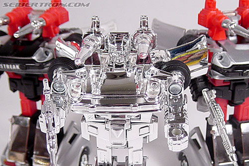 "Transformers e-Hobby Exclusives Silver Bluestreak (""Campaign Car"" version) (Image #41 of 48)"