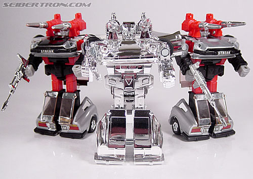 "Transformers e-Hobby Exclusives Silver Bluestreak (""Campaign Car"" version) (Image #43 of 48)"