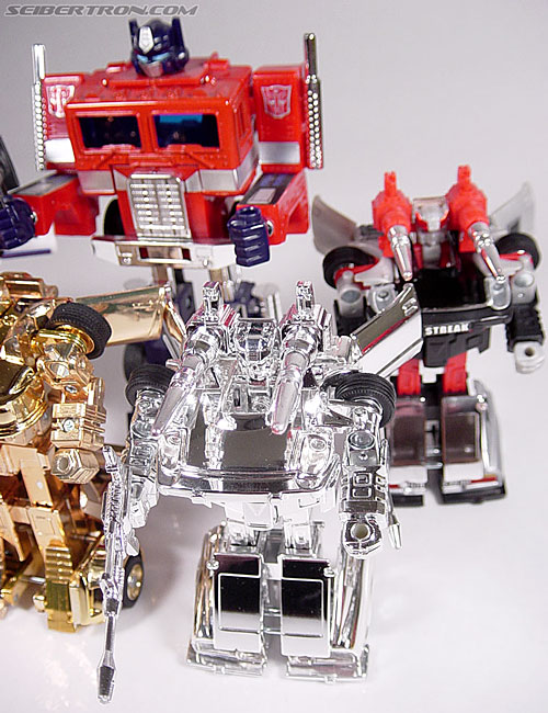 """Transformers e-Hobby Exclusives Silver Bluestreak (""""Campaign Car"""" version) (Image #48 of 48)"""