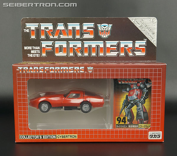 Transformers News: New Galleries: e-Hobby Exclusives Crosscut and Road Rage