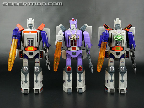 Transformers News: New Gallery: e-Hobby exclusive G1 Galvatron II