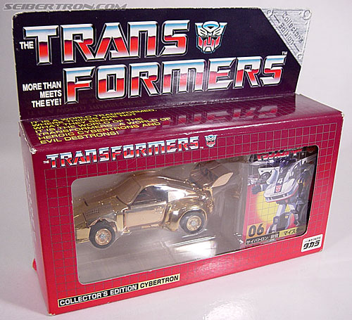 Transformers e-Hobby Exclusives Gold Jazz (Golden Lagoon version) (Image #1 of 55)