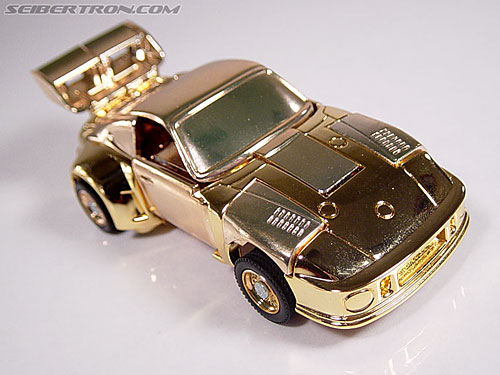 Transformers e-Hobby Exclusives Gold Jazz (Golden Lagoon version) (Image #9 of 55)