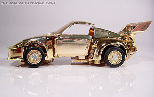 Transformers e-Hobby Exclusives Gold Jazz (Golden Lagoon version) (Image #15 of 55)