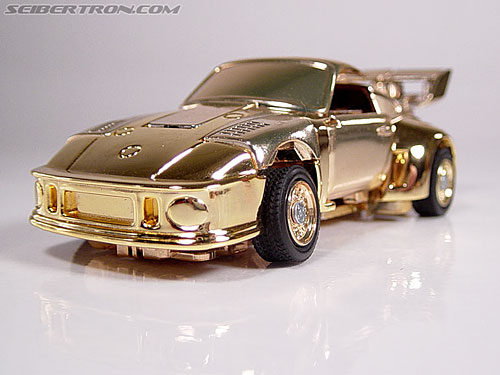 Transformers e-Hobby Exclusives Gold Jazz (Golden Lagoon version) (Image #16 of 55)