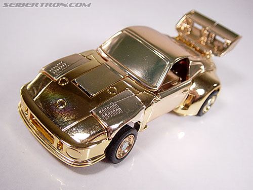 Transformers e-Hobby Exclusives Gold Jazz (Golden Lagoon version) (Image #18 of 55)