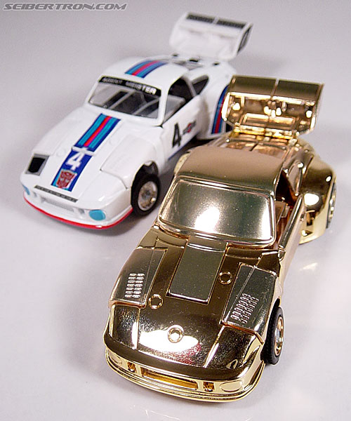 Transformers e-Hobby Exclusives Gold Jazz (Golden Lagoon version) (Image #22 of 55)